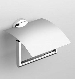 Flat porte-rouleau avec couvercle