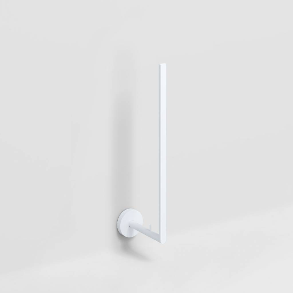 Flat Backup Toilet Paper Holder Clou Store
