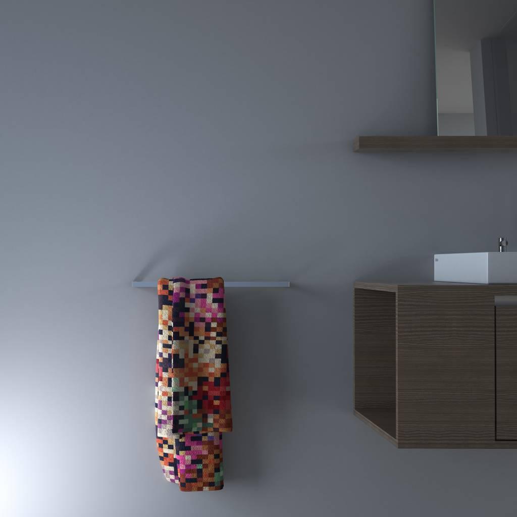 Quadria towel rail