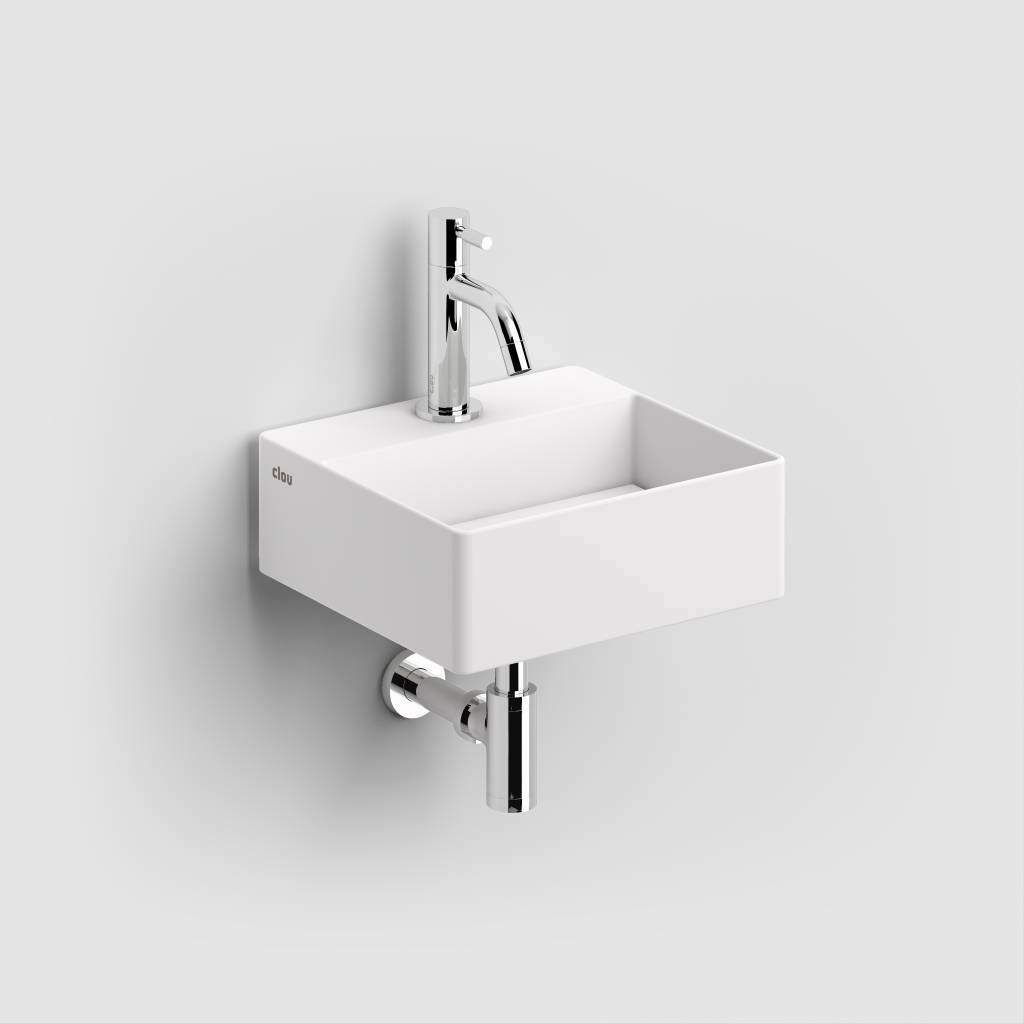 New Flush 1 fontein met afvoerplaat