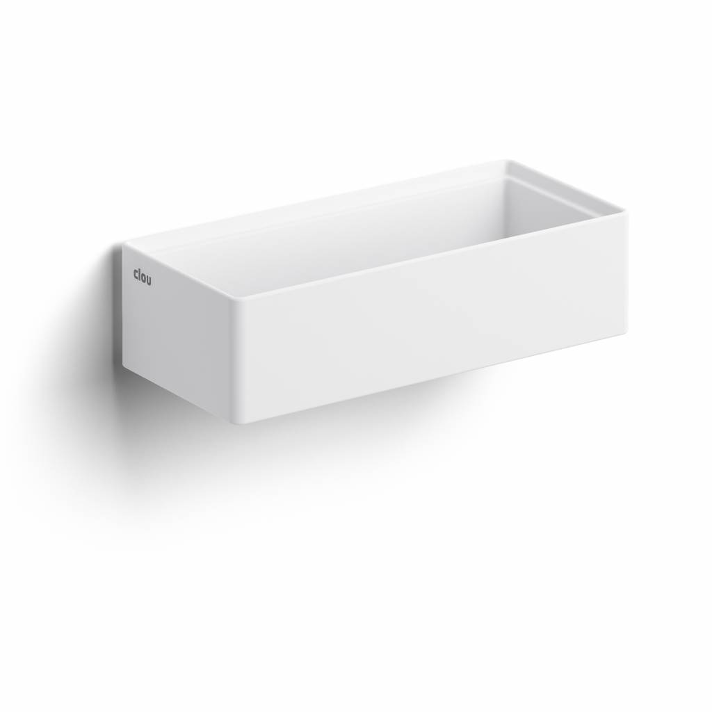 New Flush 3.1 hand basin with drain plate