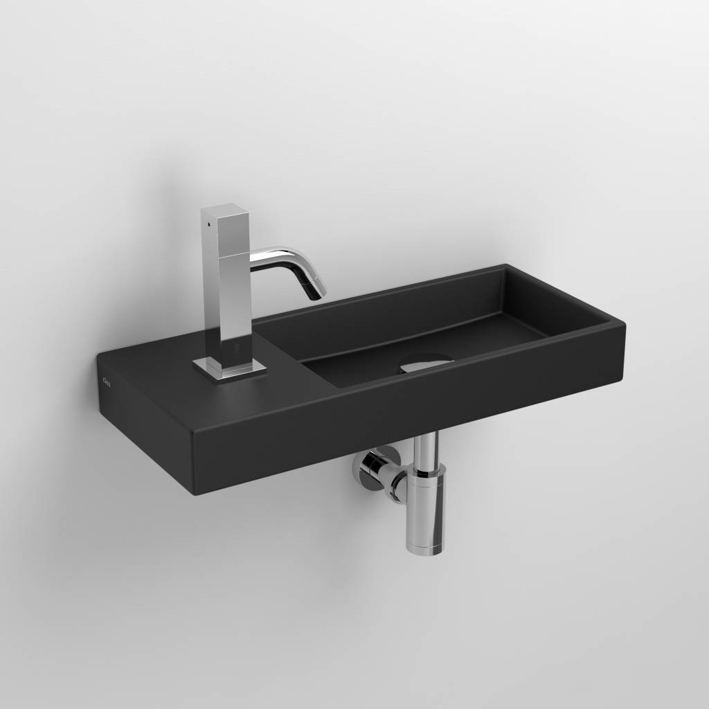 Mini Wash Me hand basin 45 cm left