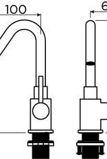 Xo mitigeur pour lavabo type 7