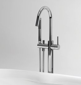 Xo freestanding bathtub mixer type 1