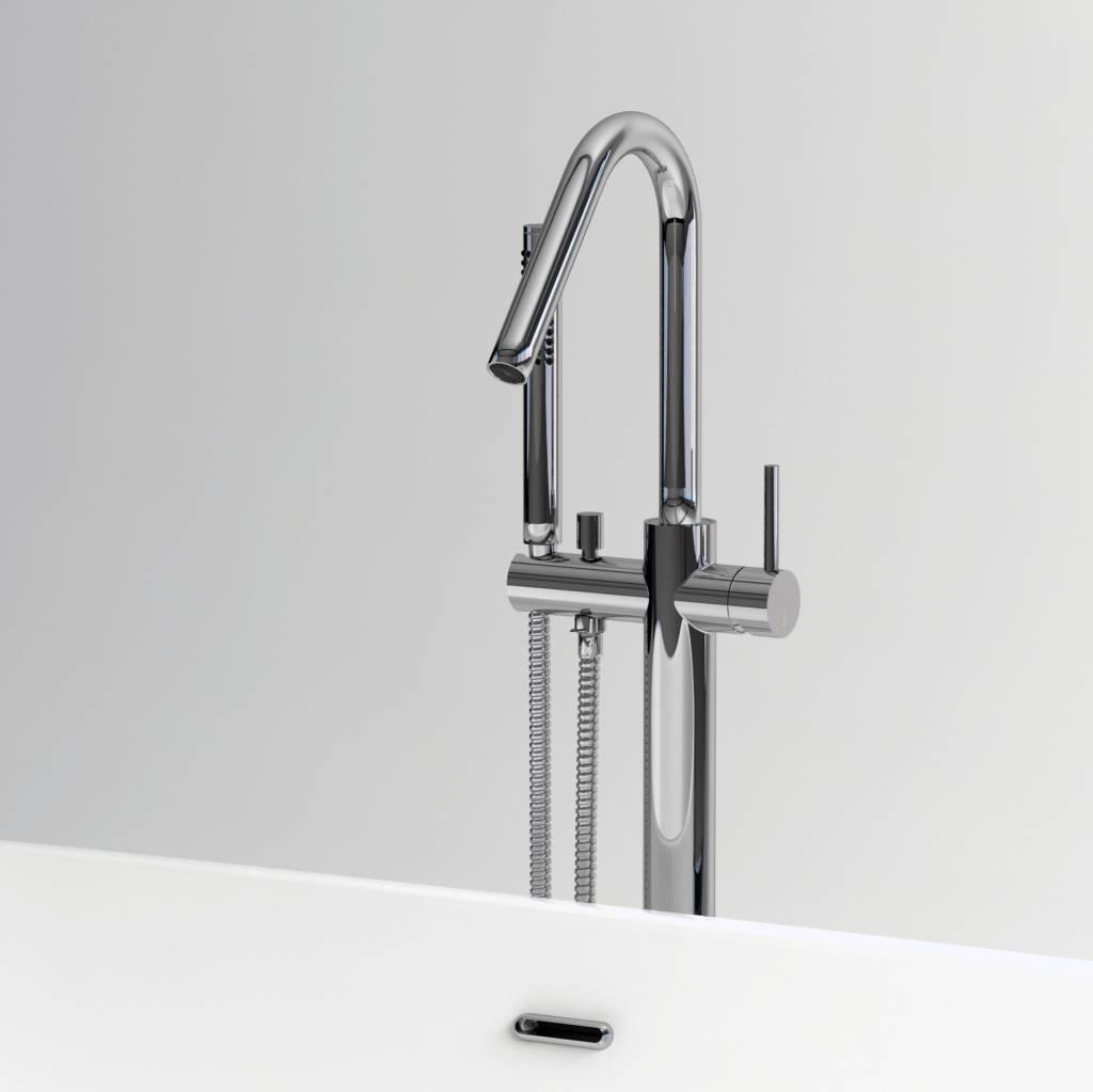 Xo freestanding bathtub mixer type 7