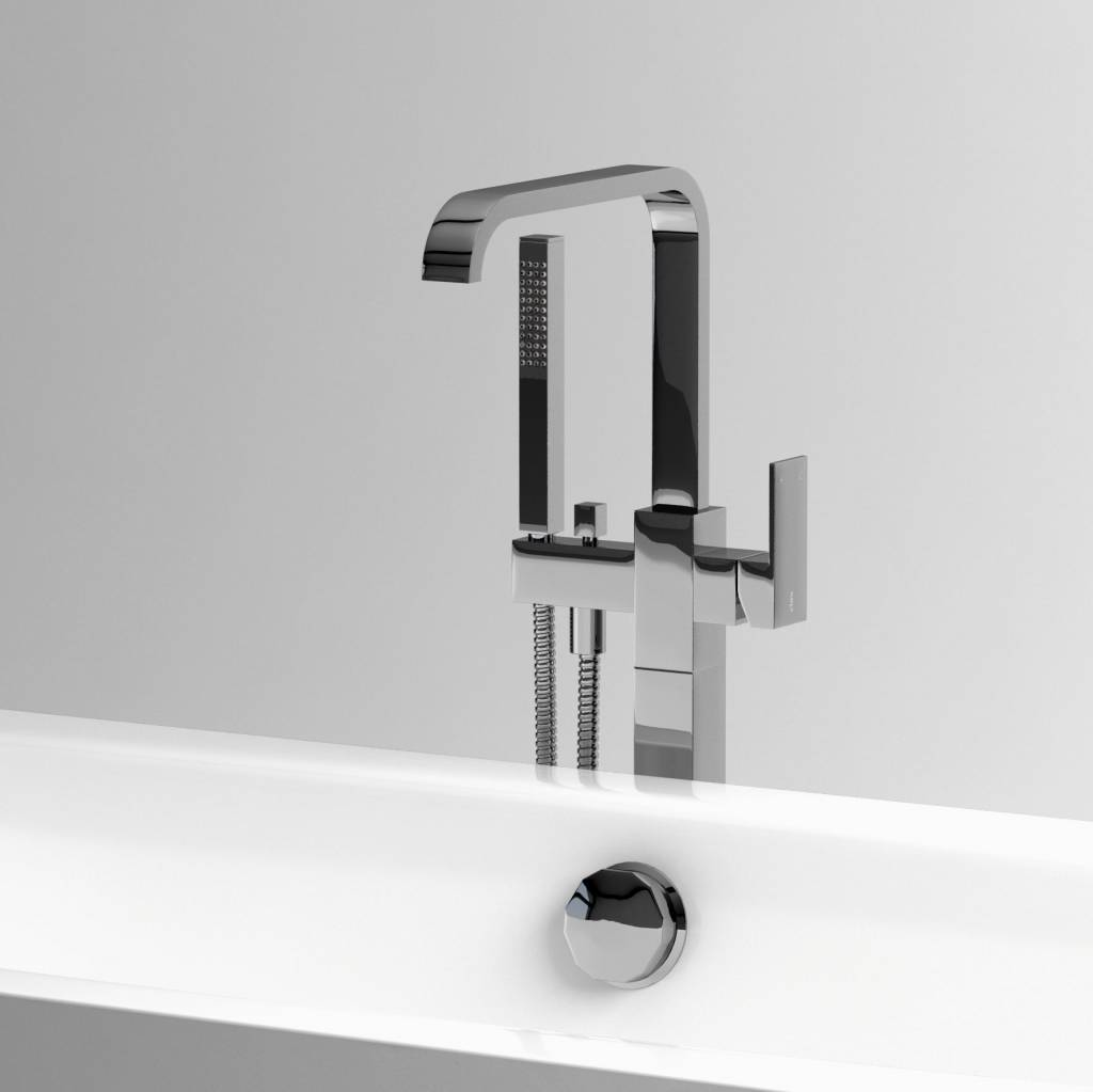Xo freestanding bathtub mixer type 3