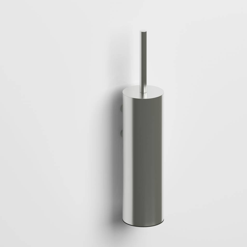 Sjokker toilet brush holder, wall mounted