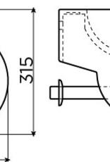 Flush 6 fonteinset