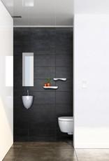 Cliff bathroom shelf 19 cm