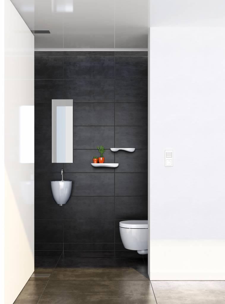 Cliff étagère pour la salle de bain, 19 cm