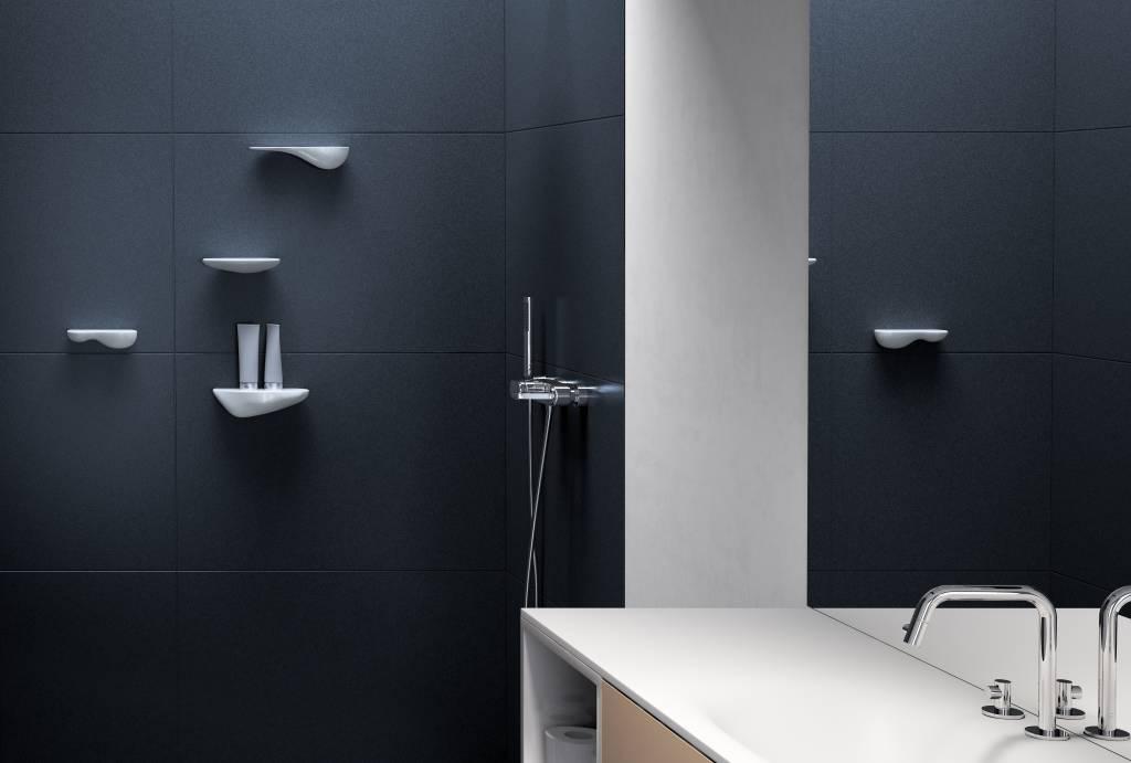 Cliff étagère pour la salle de bain, 26 cm