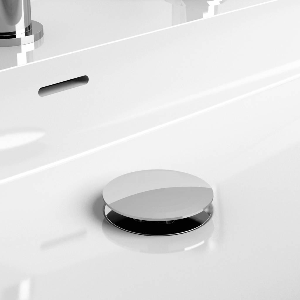 Wash Me afvoerplug voor wastafels, met afdekkapje