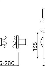InBe siphon design type 6