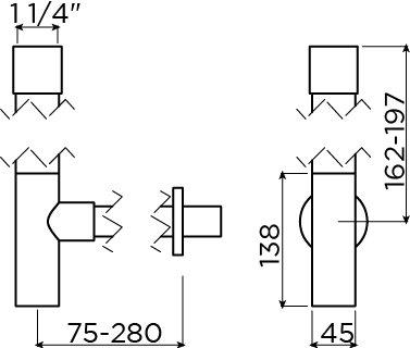 InBe designsifon type 6