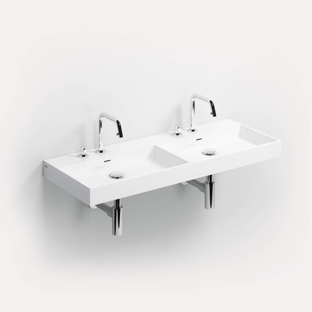 Wash Me double washbasin 110 cm