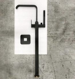 Clou freestanding bathtub mixer type 3 - outlet