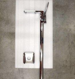Clou freestanding bathtub mixer type 5 - outlet