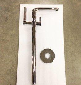 Clou freestanding bathtub mixer - outlet