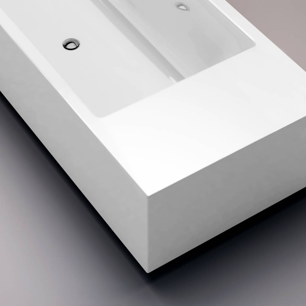 Wash Me WASH ME drain set for bathtub, including trap