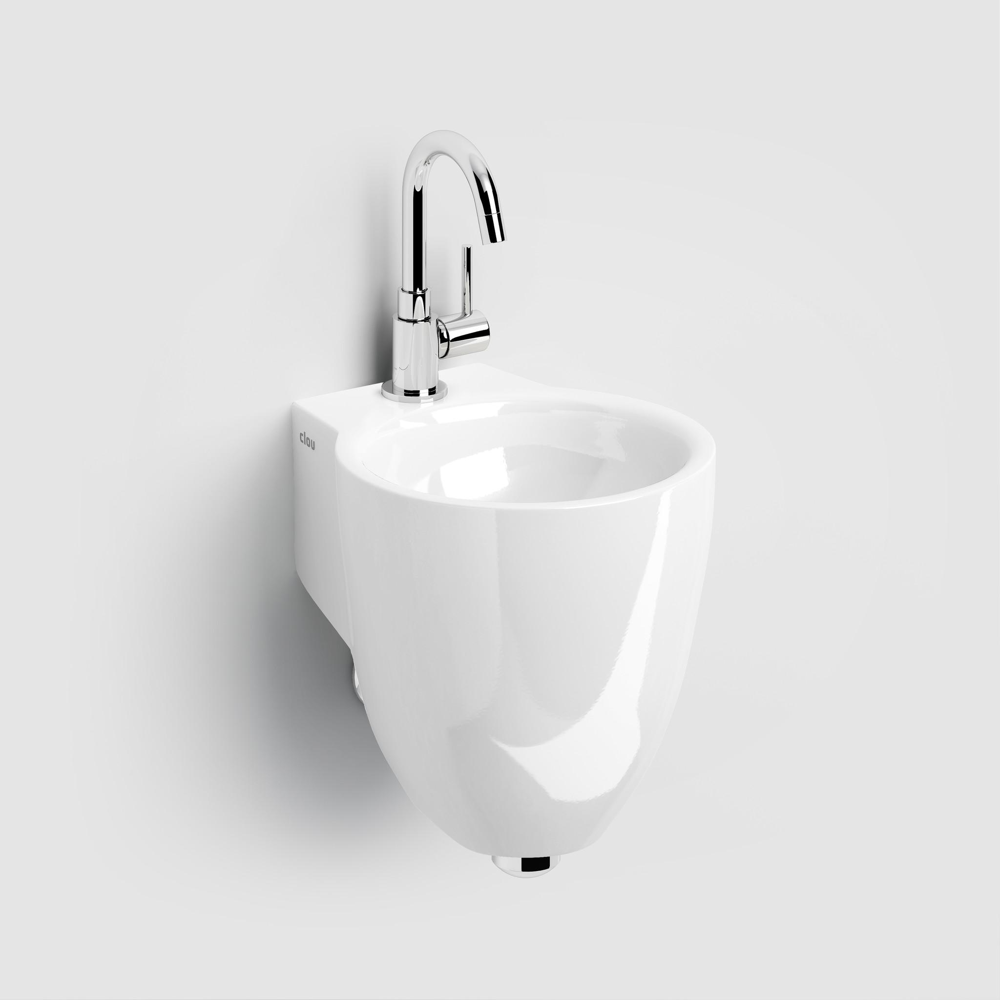 Flush trap for Flush 6, chrome