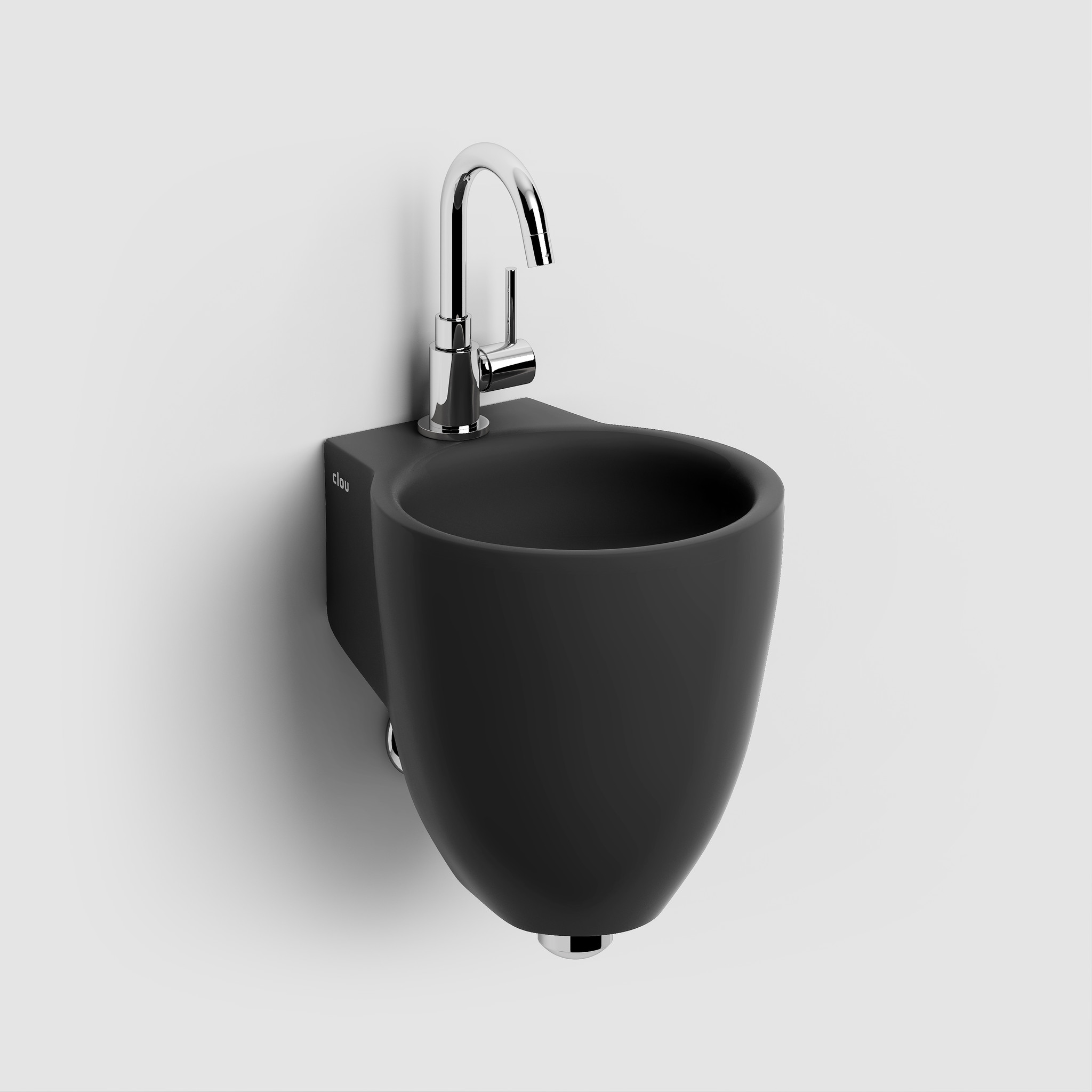 Flush siphon pour Flush 6, chrome