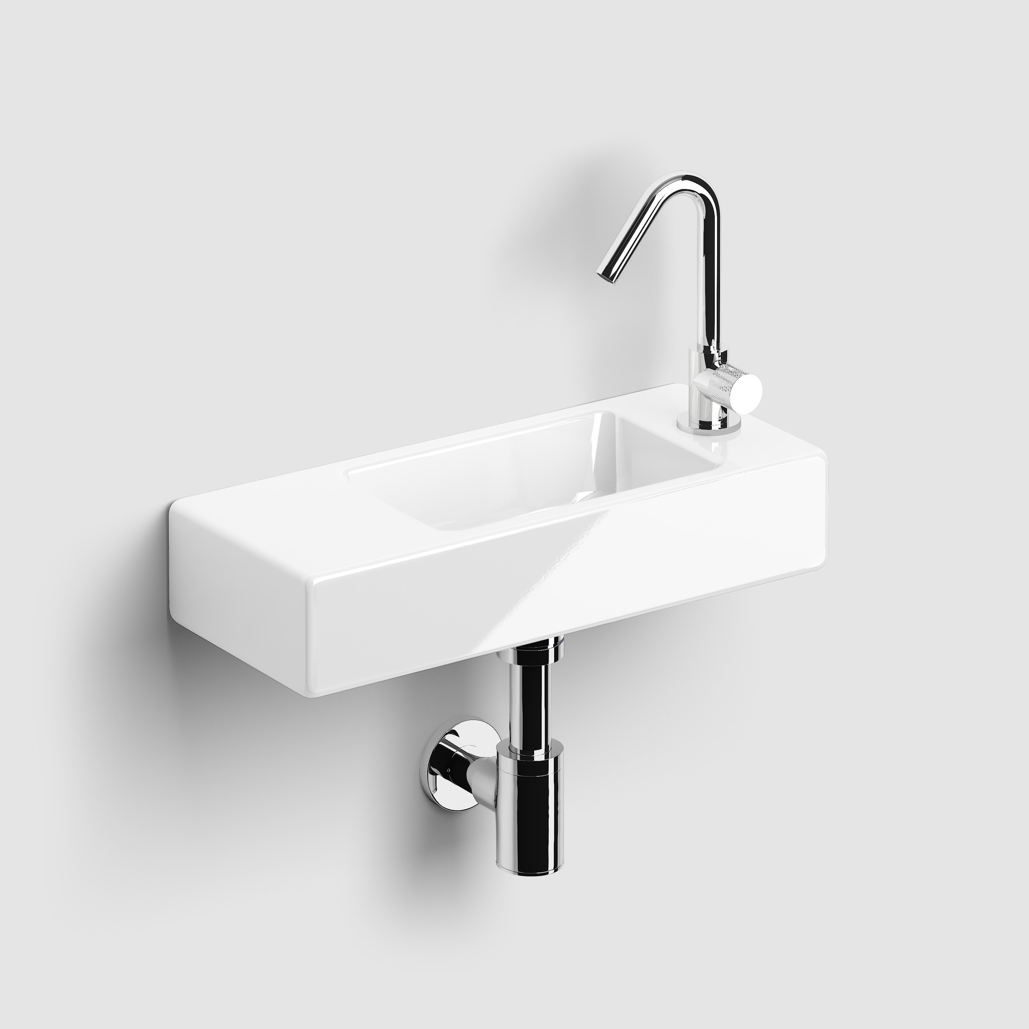 InBe handbasin set 4
