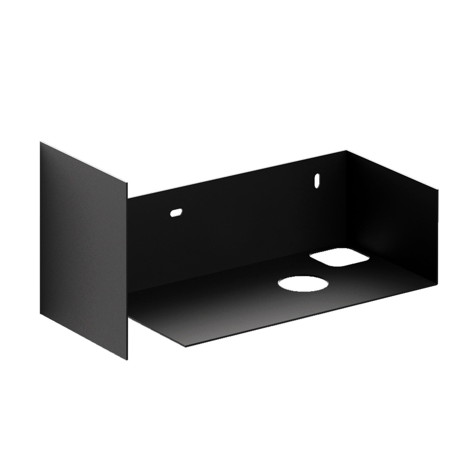 Flush armoire ouverte avec porte-serviette pour Flush 3