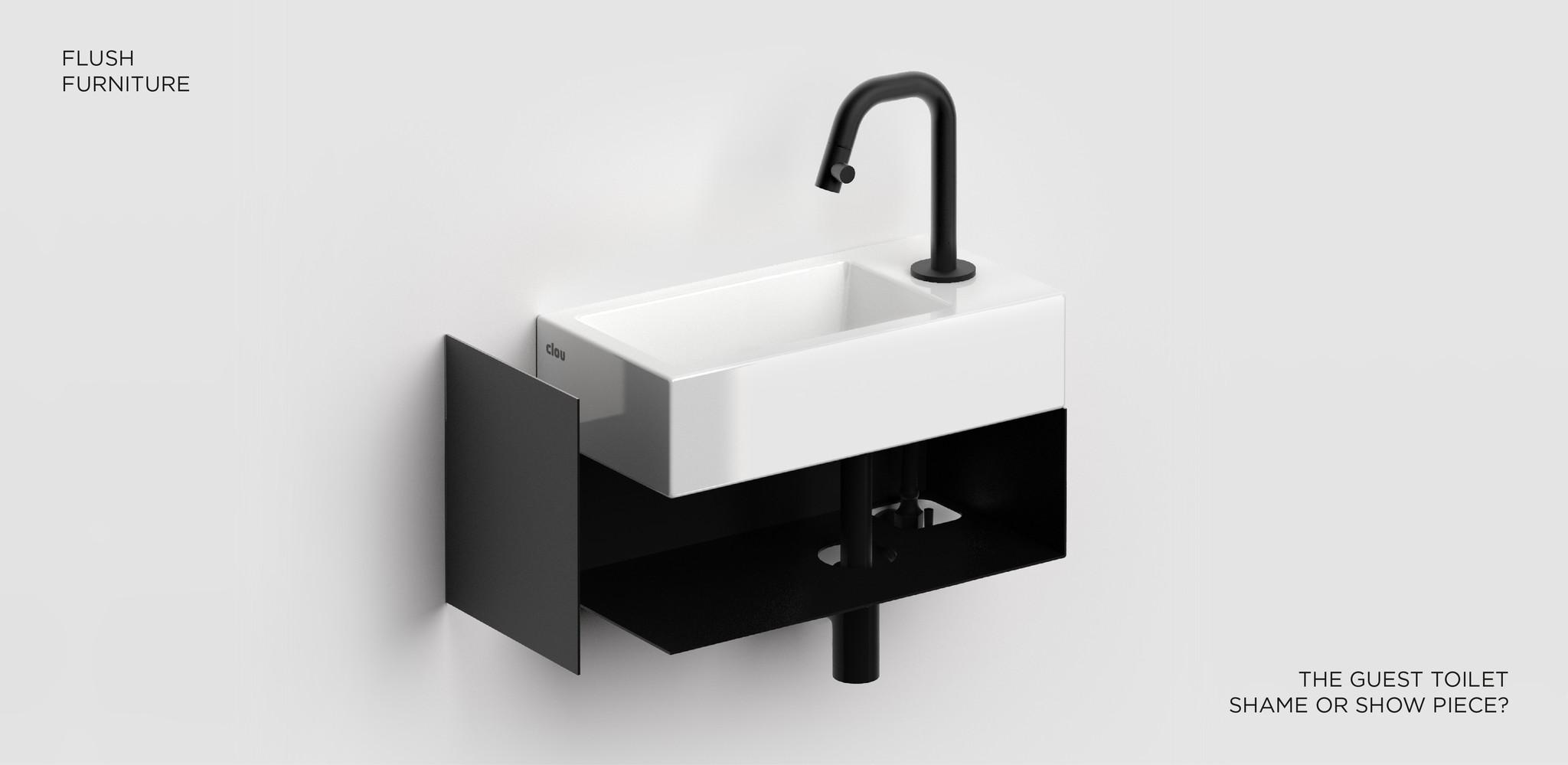 Flush cabinet - EN