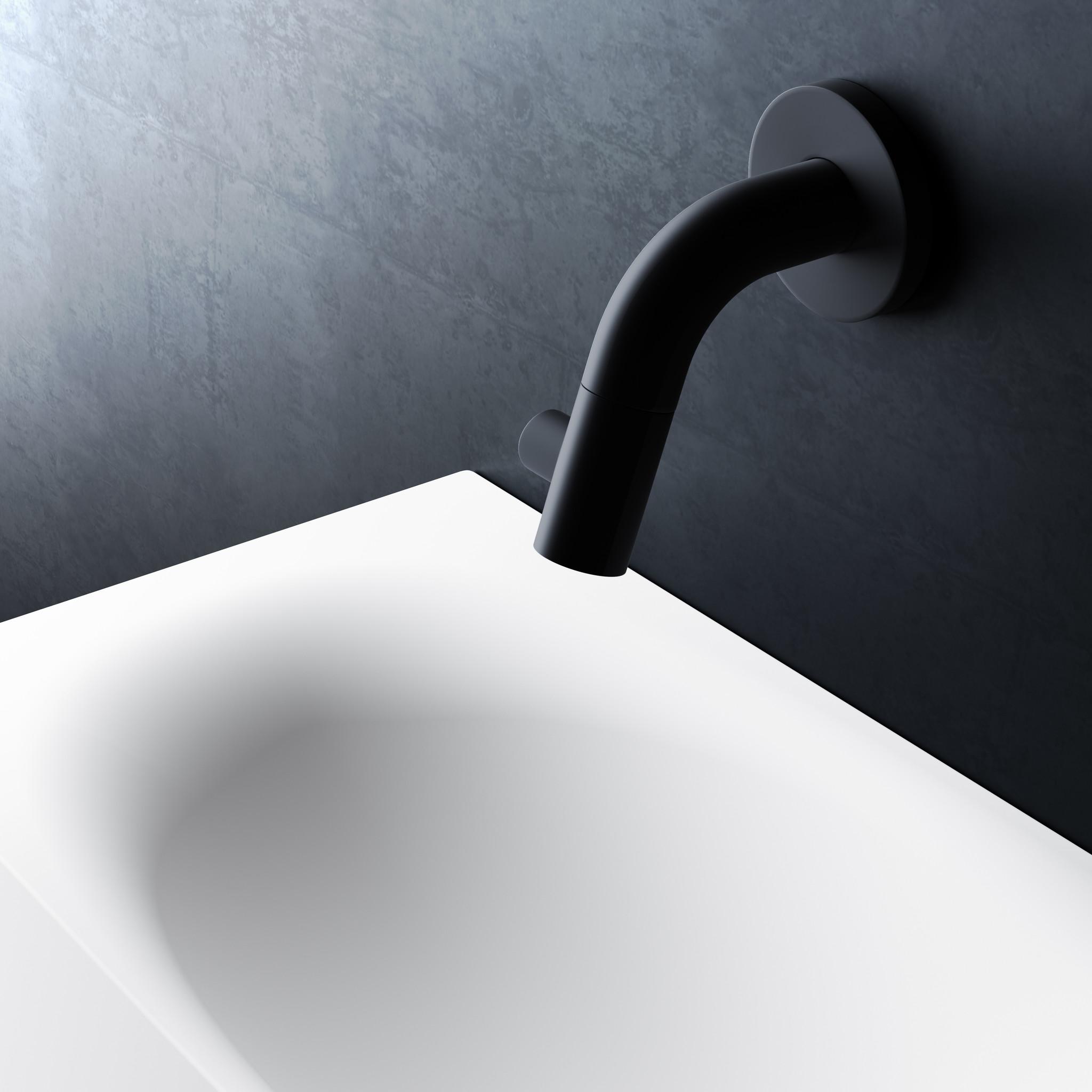 Kaldur robinet eau froide noir