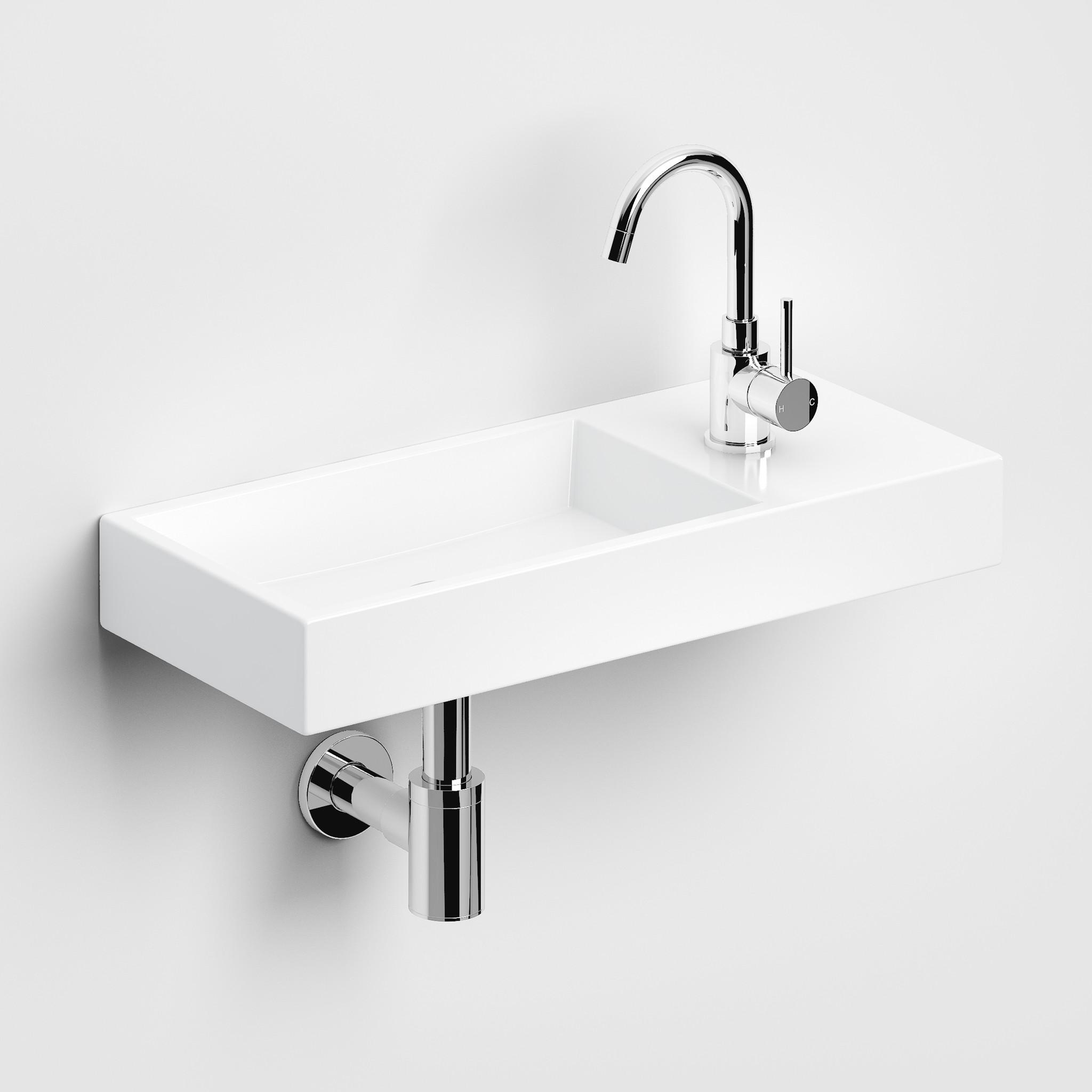 Mini Wash Me Plus lave-mains 56 cm droit