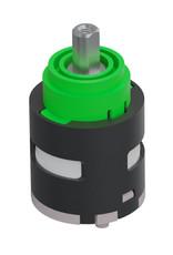 régulation de température des mitigeurs à deux trous Kaldur cartouche céramique