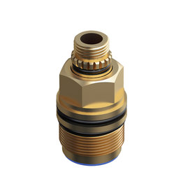 Kaldur spout bathtub mixer ceramic cartridge