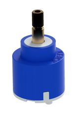 Kaldur régulation de température du mitigeur pour baignoires Kaldur cartouche céramique