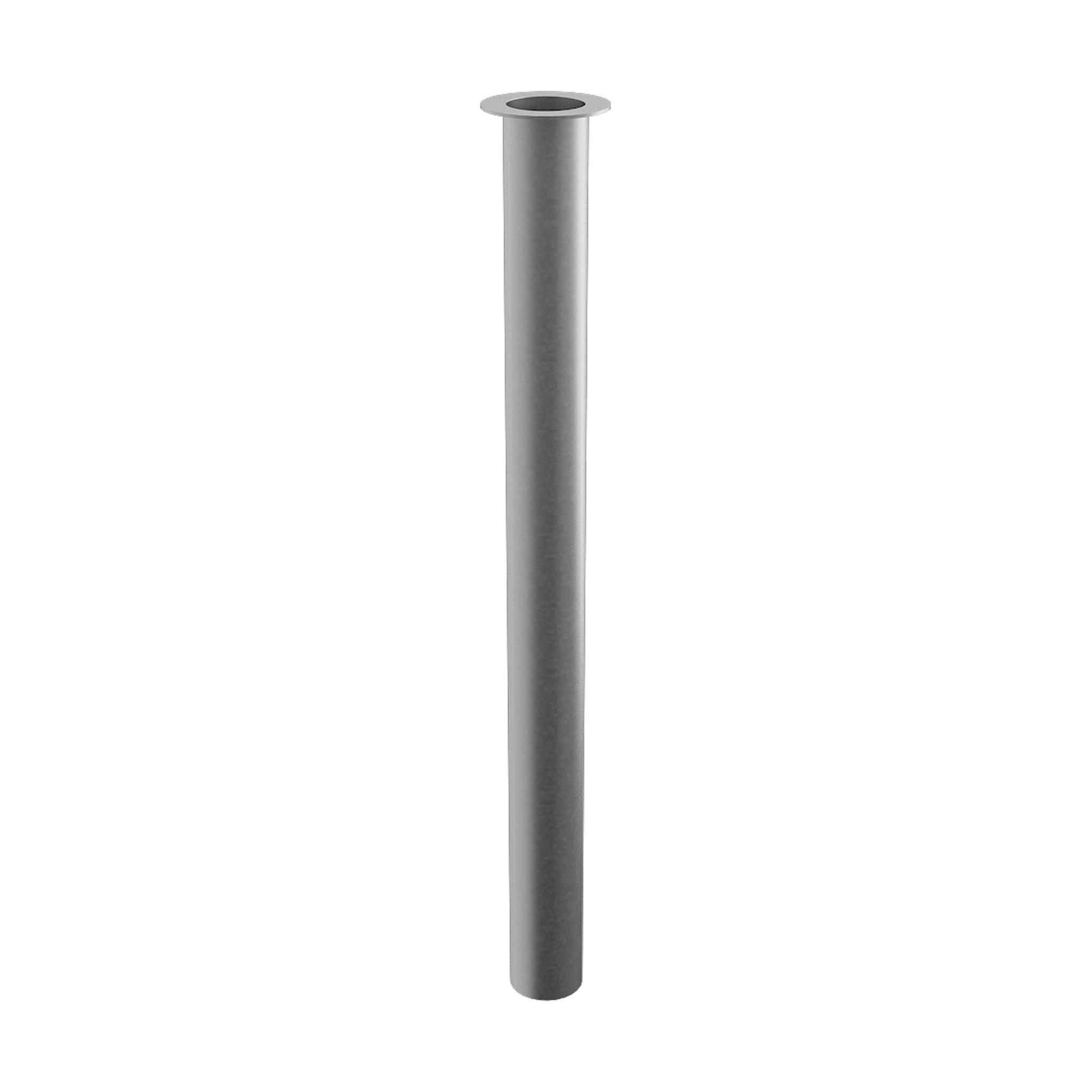 Minisuk buis met kraag 300 mm, ø25 mm t.b.v. Minisuk