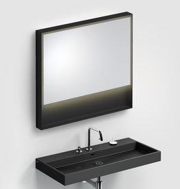 Look at Me Miroir 90 cm avec cadre et éclairage LED