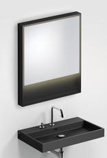Look at Me Spiegel 70 cm met kader en LED-verlichting