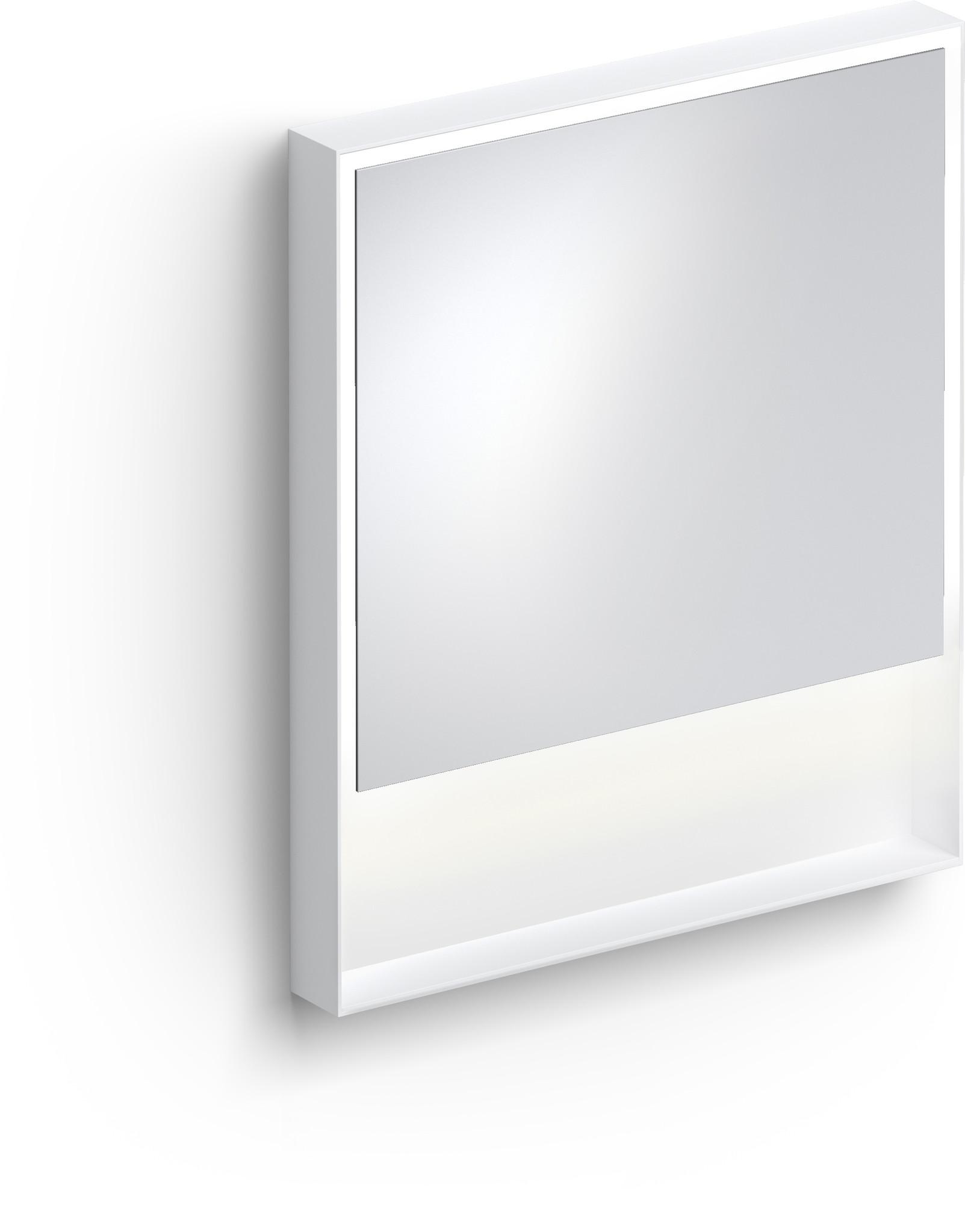 Look at Me Miroir 70 cm avec cadre et éclairage LED