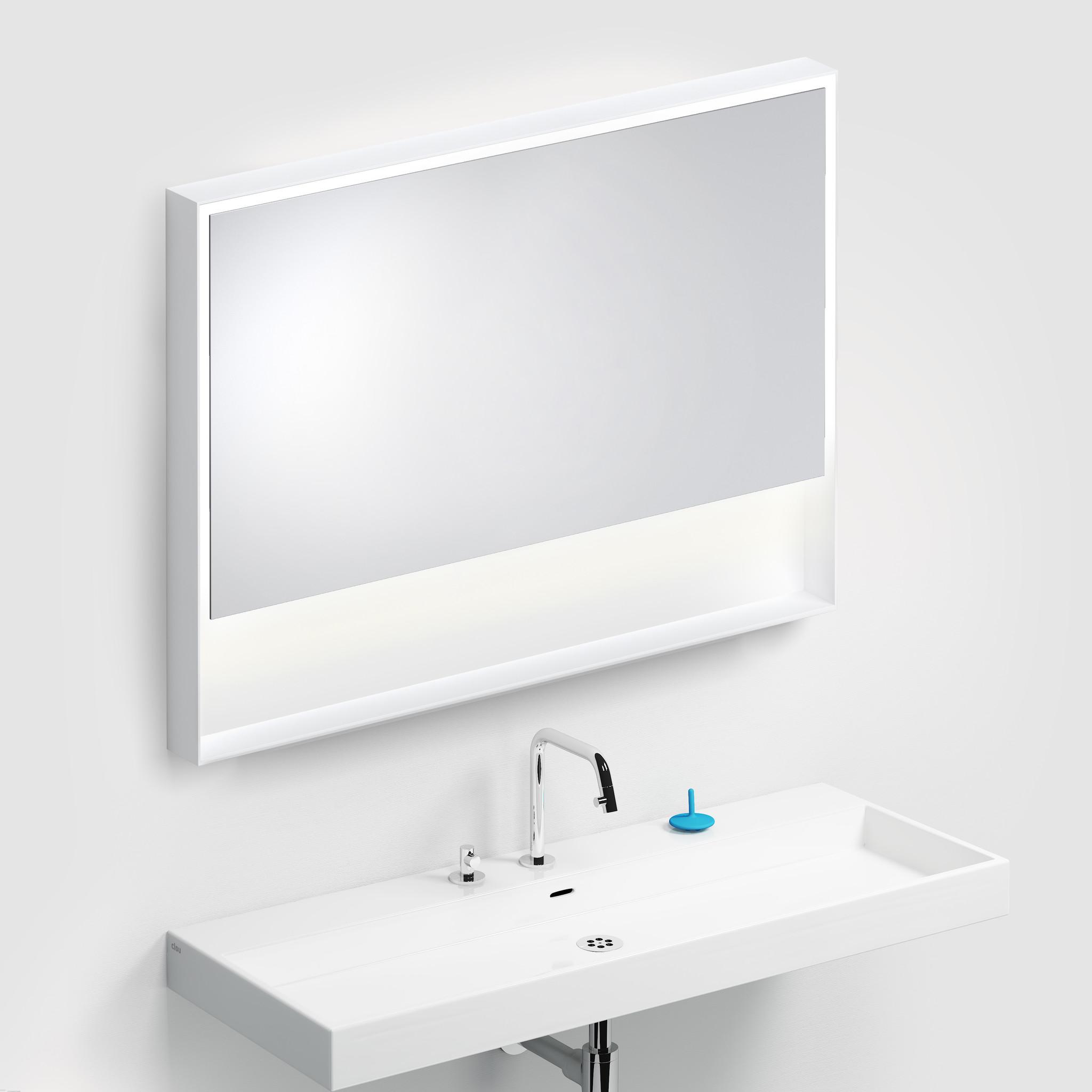 Look at Me Spiegel 110 cm met kader en LED-verlichting