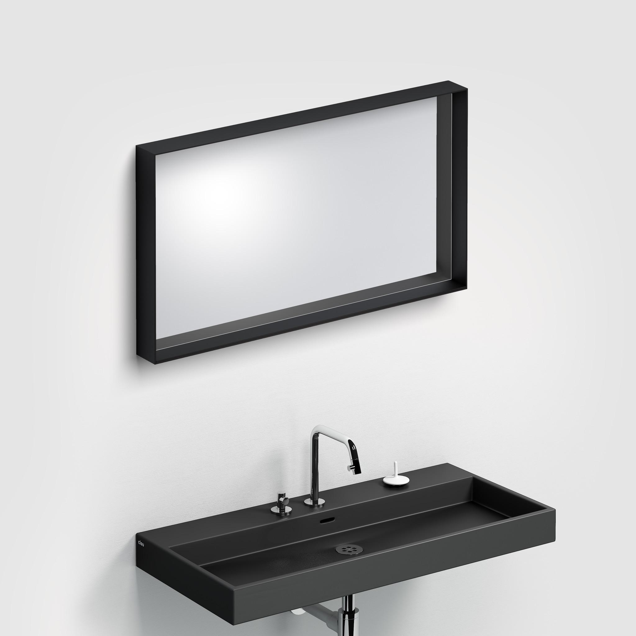 Look at Me Miroir 90 cm avec cadre