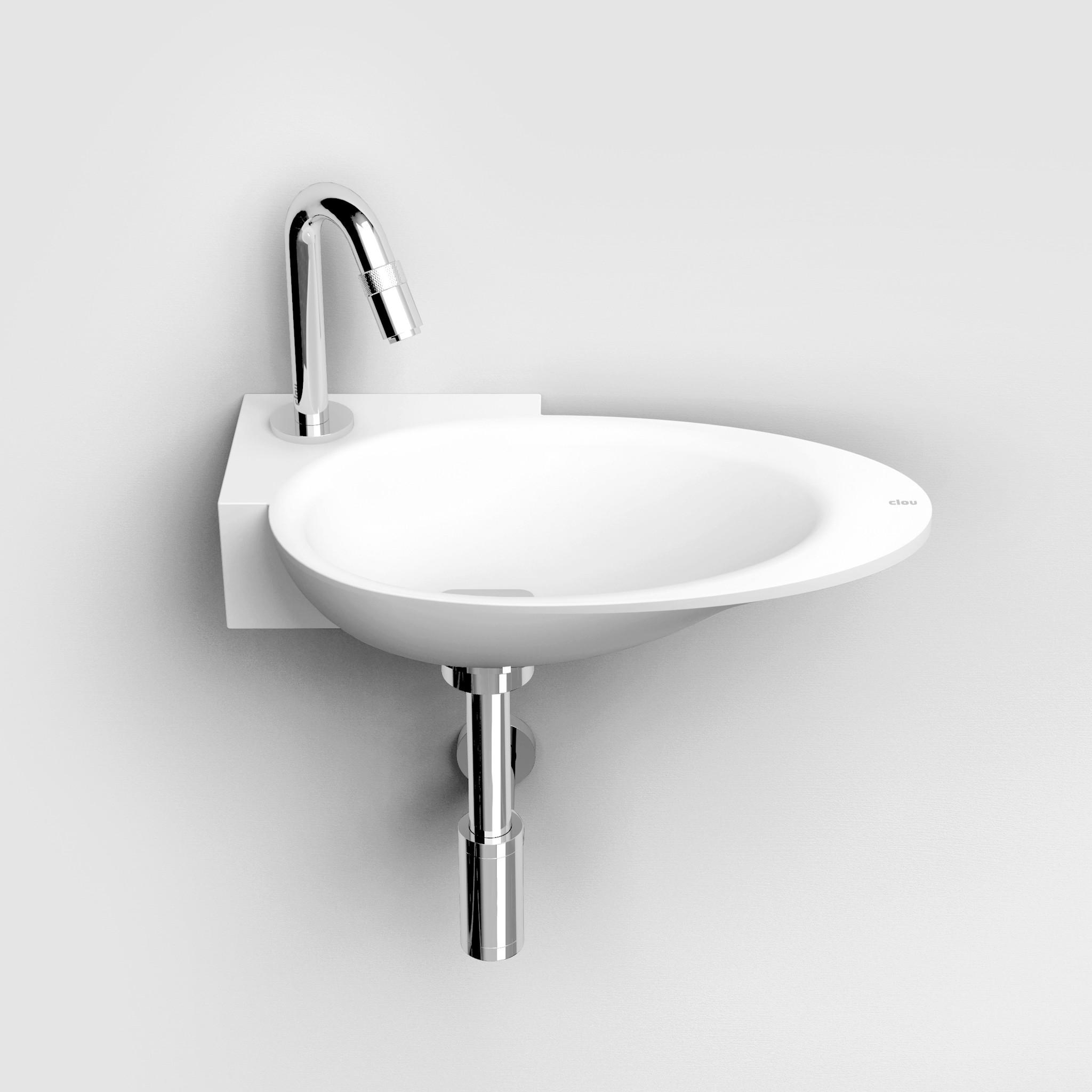 First lave-mains gauche