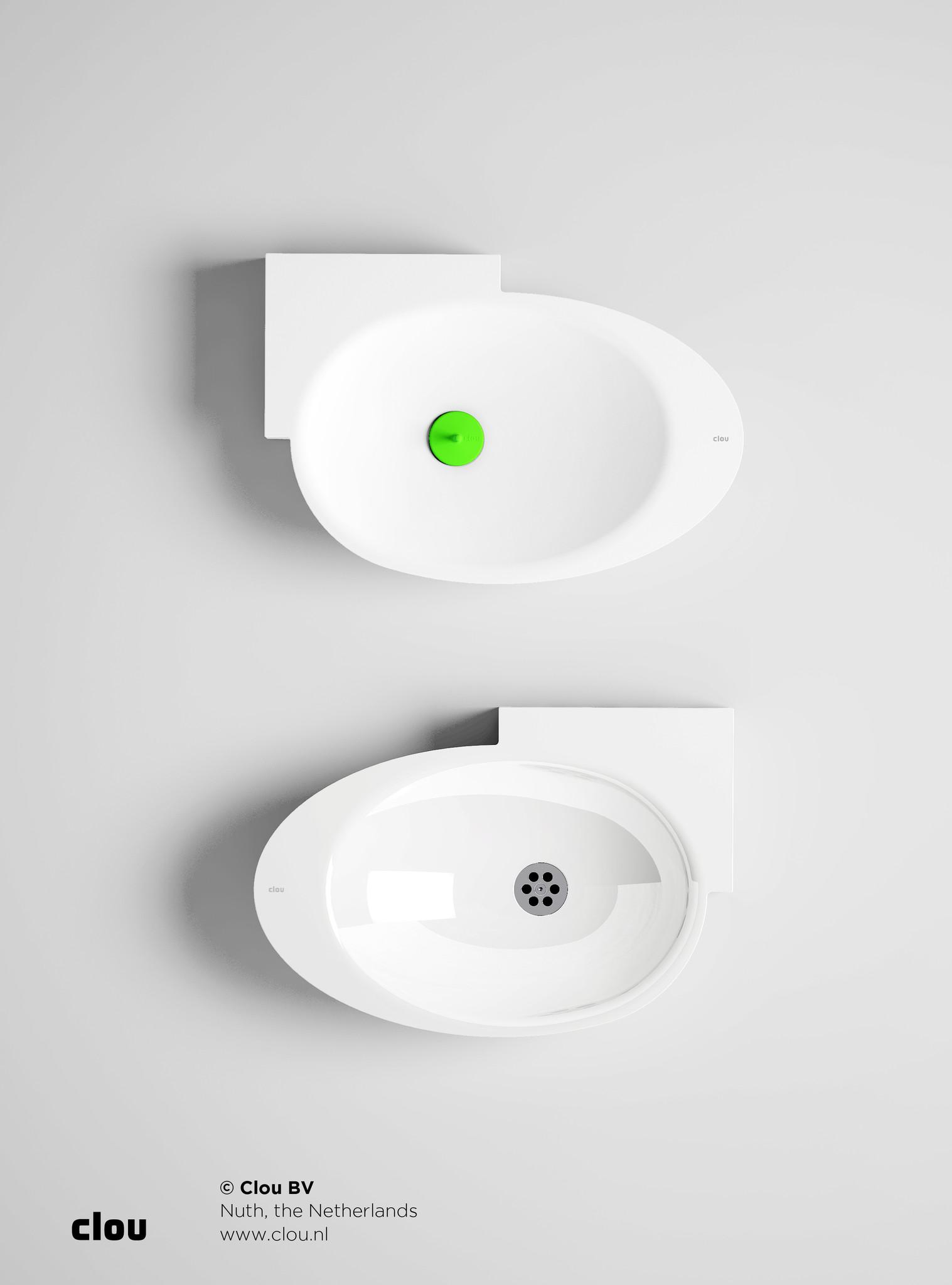 First lave-mains plus gauche