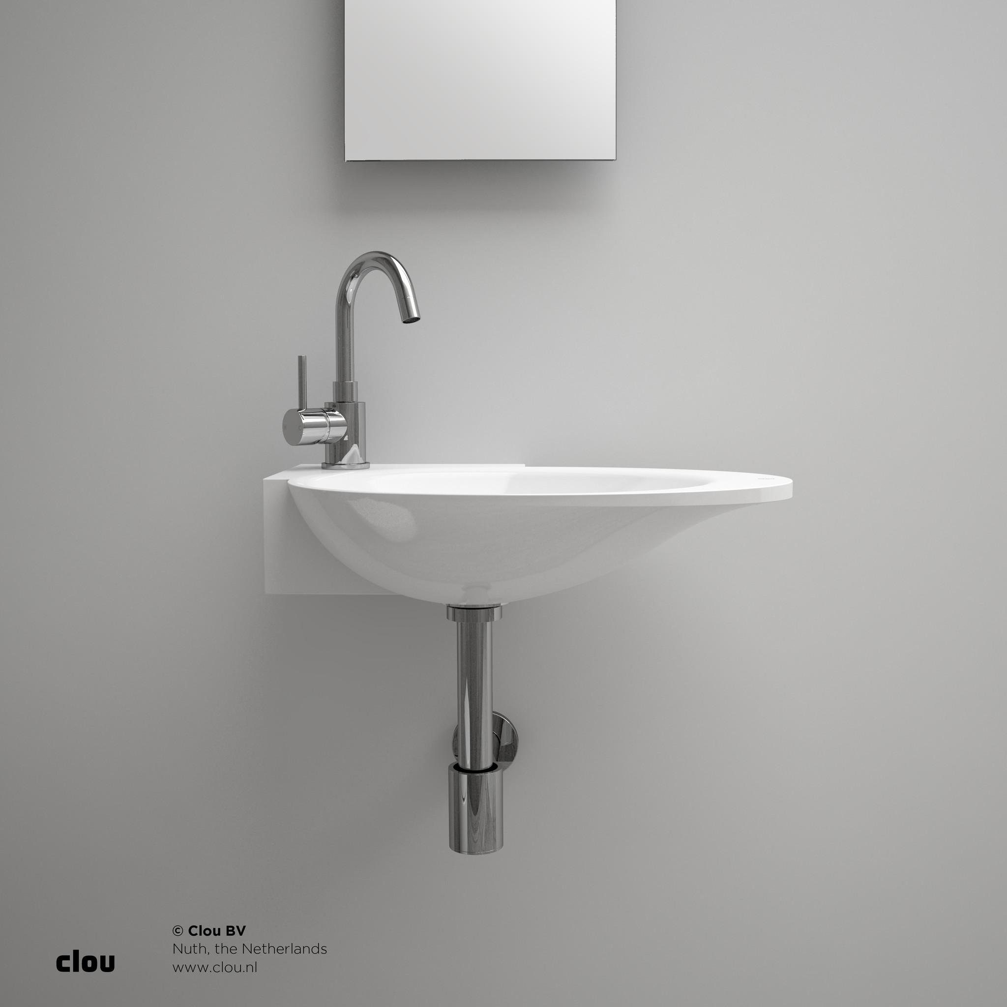 First handbasin plus left