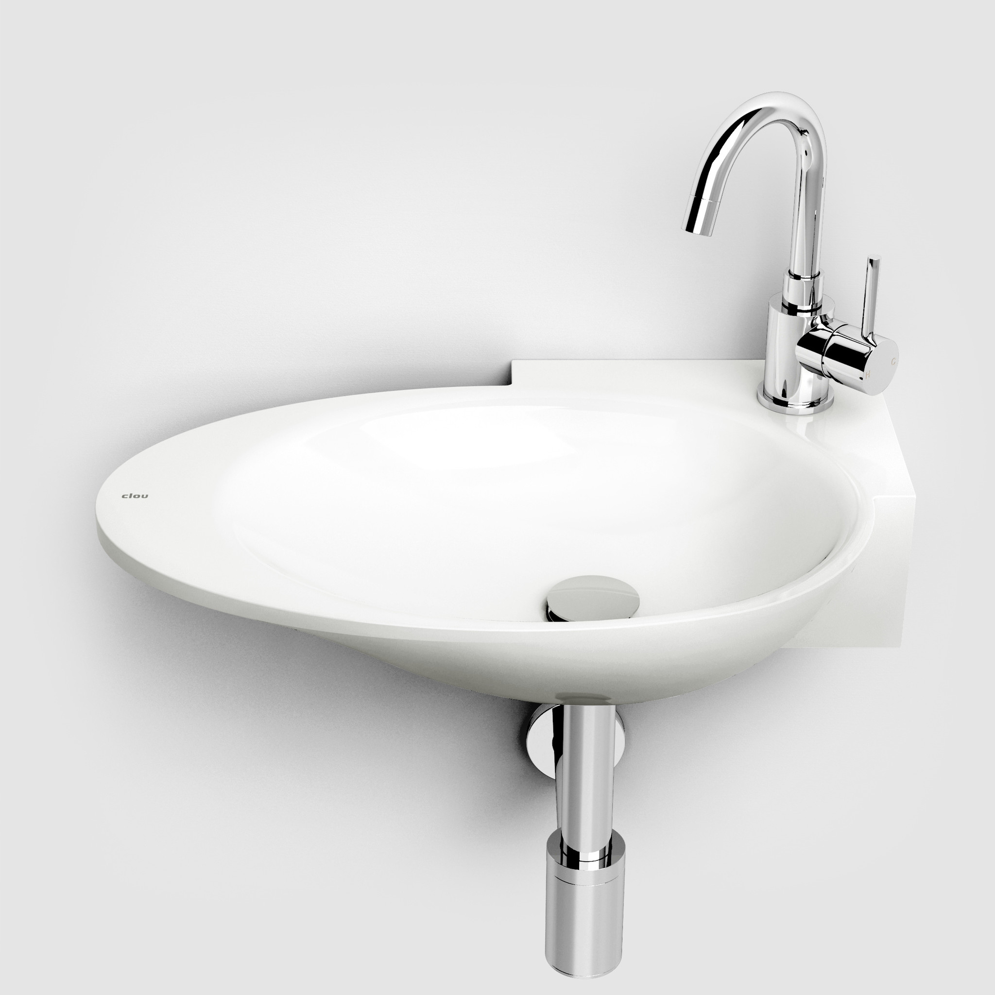 First lave-mains plus droite