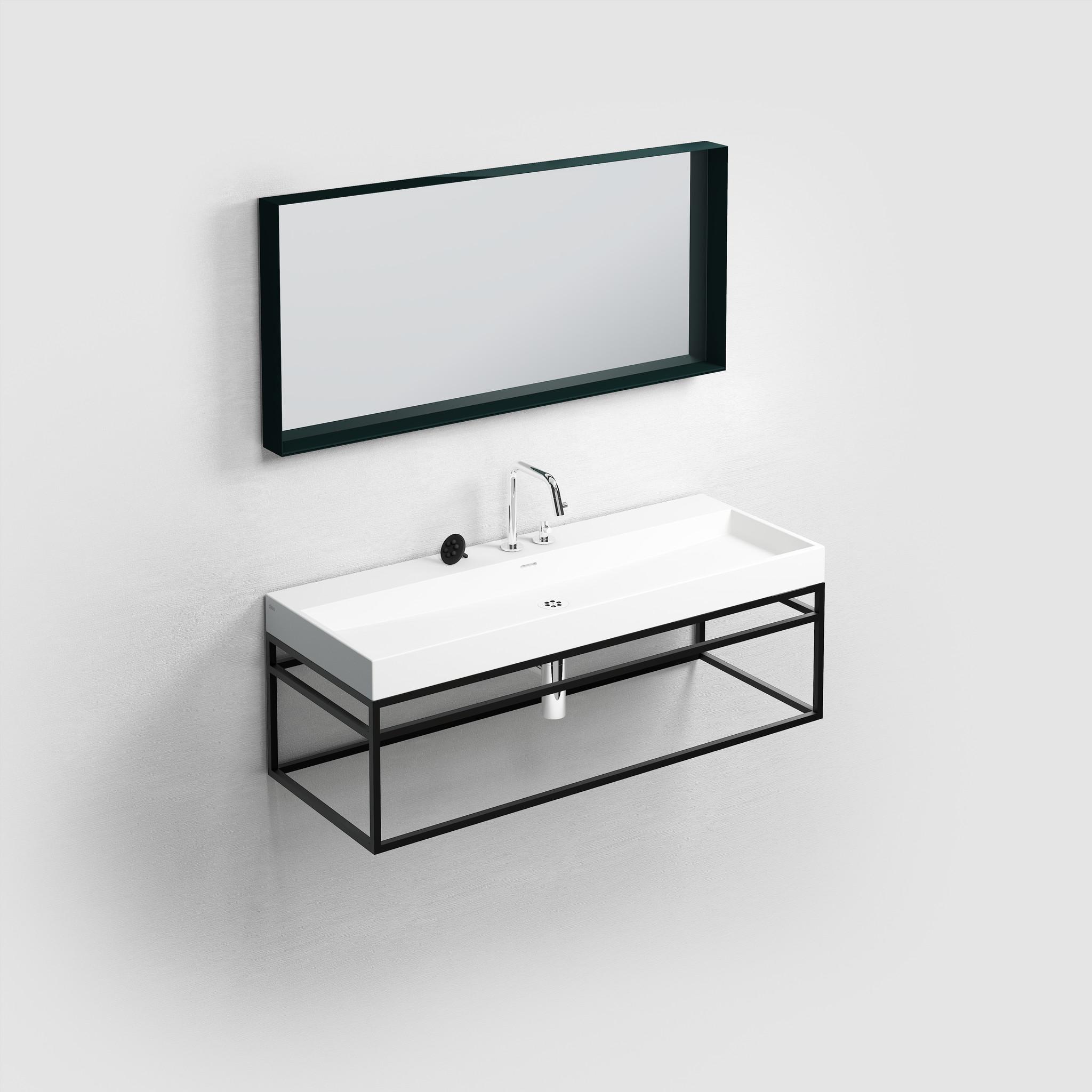 Frame kokerprofielkast 110 cm voor (New) Wash Me