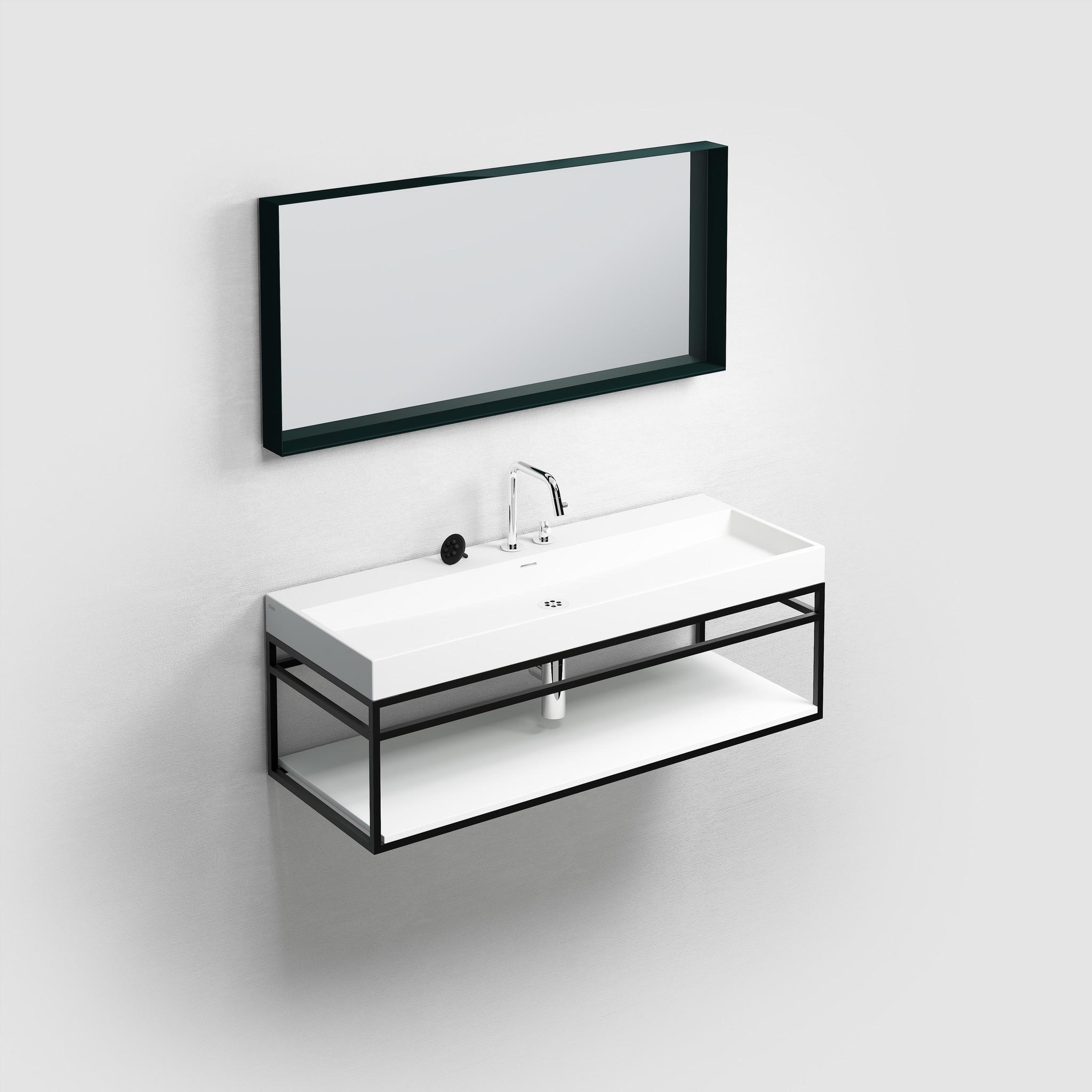 Frame inleg planchet 107 cm voor (New) Wash Me