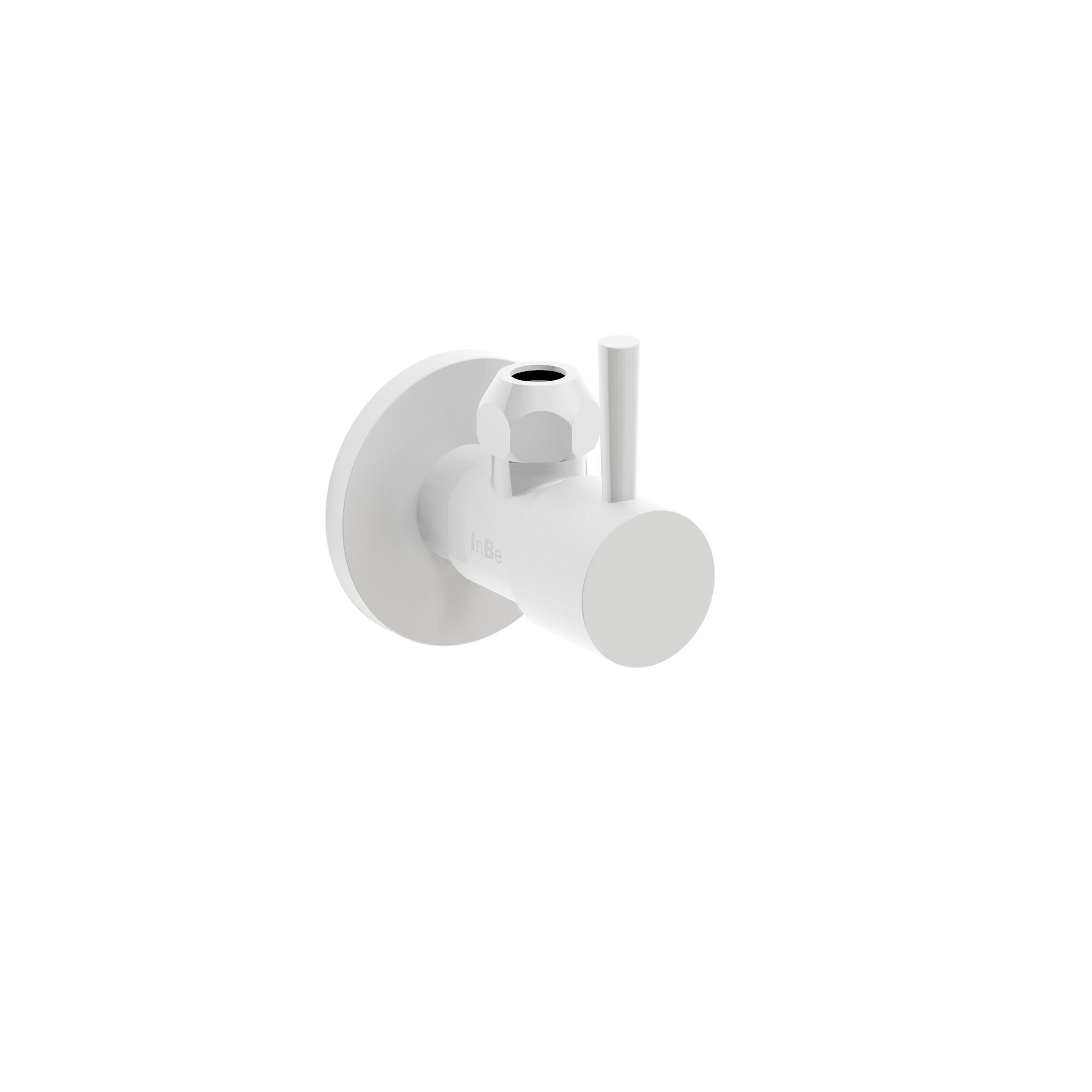 InBe angle valve