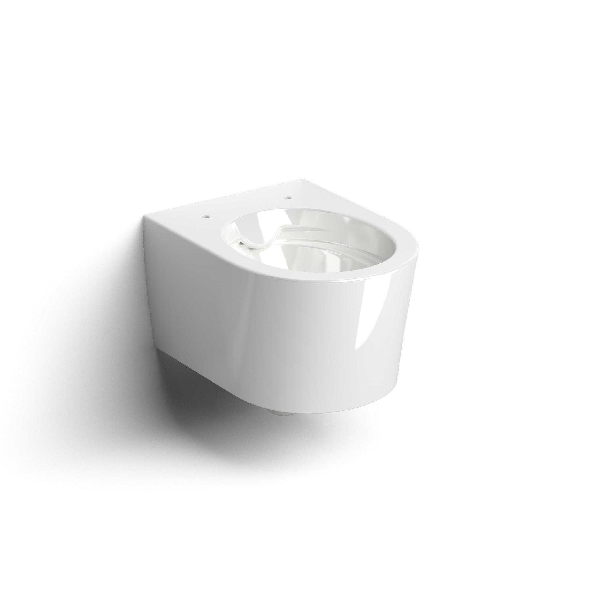 InBe toilette 48 cm, sans bord