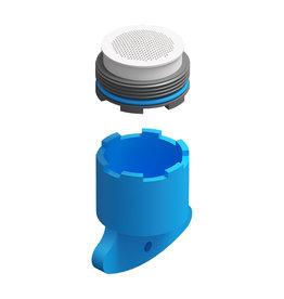 Xo Aérateur pour mitigeurs de baignoire Xo type 7 & 8