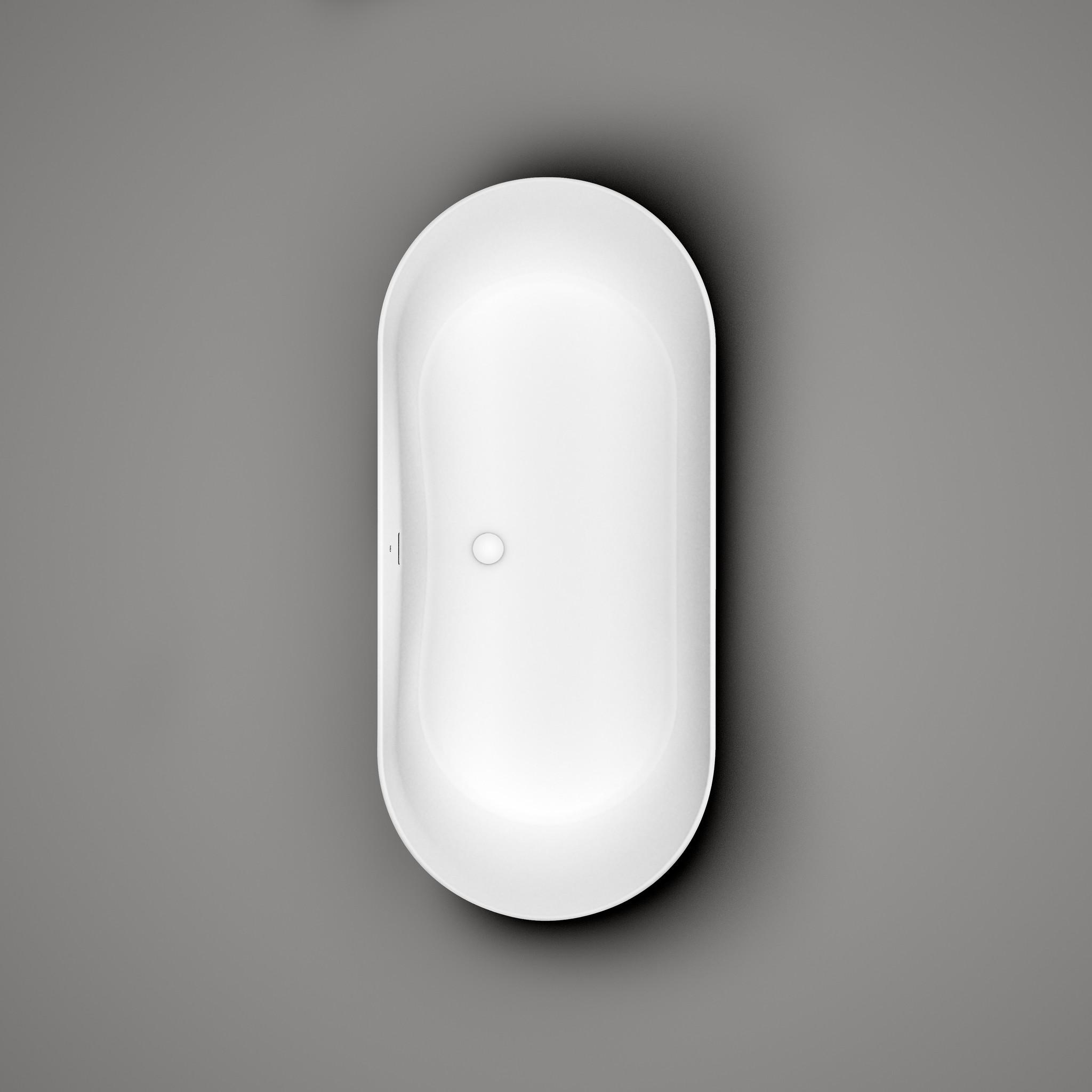 Solium Système click-clack, partie supérieure pour baignoires Solium et First