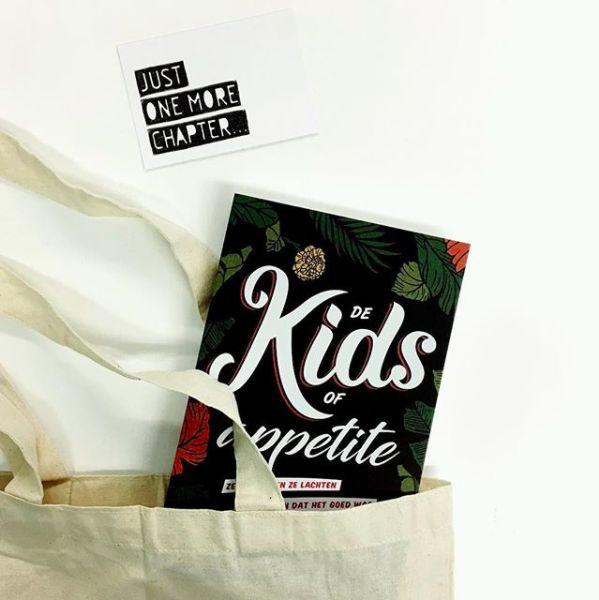 Blossom Books De kids of appetite - David Arnold (b-keuze)